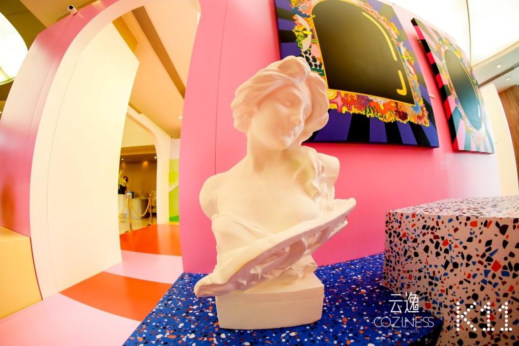 让艺术融进生活:新世界中国X广州 K11首个社区艺术空间正式启幕
