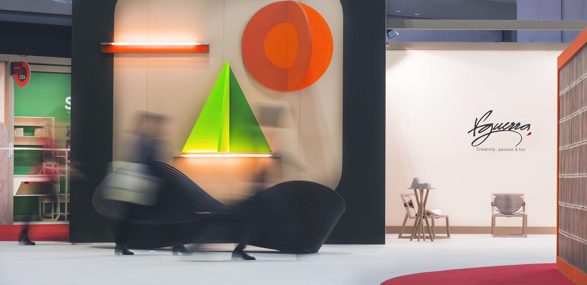 米兰市内同期主题活动绽放2019米兰国际家具展(Salone del Mobile.Milano)
