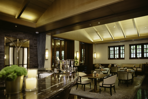 上海建业里嘉佩乐酒店:礼赞生活之美