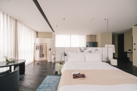 北京上海成都三地居舍:打造城市睡眠疗愈限时主题房间